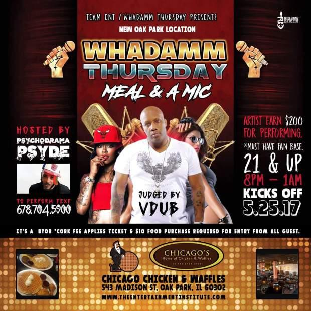 Whadamm Thursday