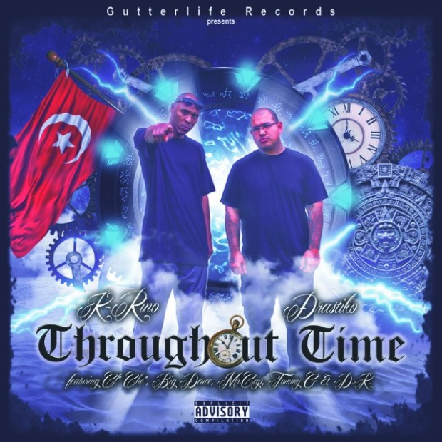 Drastiko K-Rino ThroughoutTime